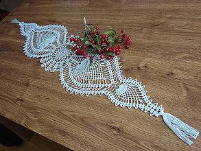 Úžitkový textil - jemný stredový obrus - 9944165_