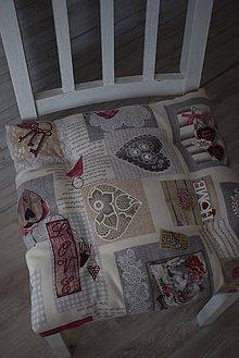 Úžitkový textil - PODSEDÁKY - 9944505_