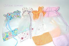 Úžitkový textil - Ekologické vrecúška - 9945477_