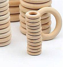 Polotovary - KR108 Krúžok drevený natur 1,5 cm - 9946094_