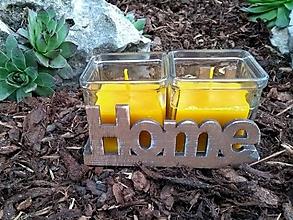 Svietidlá a sviečky - Svietnik Home - 9943417_