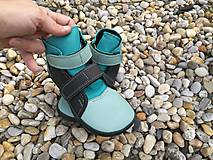 Obuv - detske kotnikove barefoot topanky - 9942427_