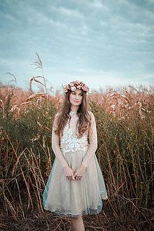 Sukne - Jemná tylová sukňa - 9945883_