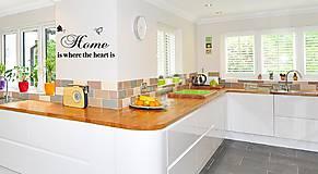 Dekorácie - Nálepky na stenu - Domov - 9945124_