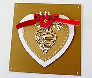 Papiernictvo - pohľadnica vianočná - 9946294_
