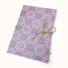 Papiernictvo - Notes ornament - 9946343_