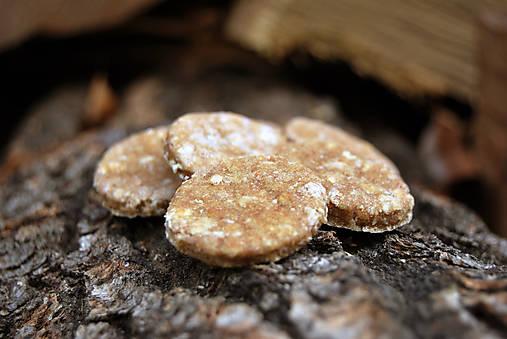 Tuniakové sušienky pre psov