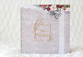 Papiernictvo - Svadobný fotoalbum - 9949498_