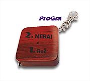 Kľúčenky - Prívesok na kľúče - meter štvorec + gravírovanie - 9949661_