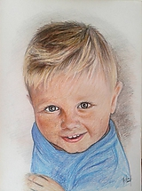 Kresby - chlapček... - 9946377_