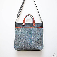 """Veľké tašky - Kabelka """"Grande No.54"""" - 9948167_"""