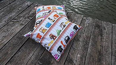 Úžitkový textil - Retro obliečky - 9949763_