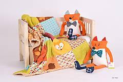 Textil - Jesenné hračky i textil  - 9950145_