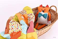 Textil - Jesenné hračky i textil - 9950172_