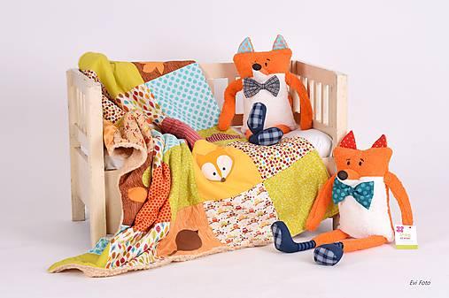 Jesenné hračky i textil