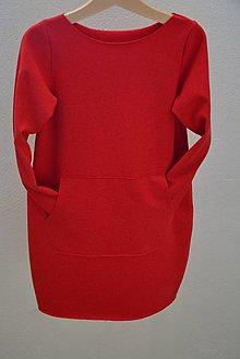 Detské oblečenie - Oversize šaty/tunika Taloux Rouge - 9951610_