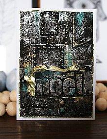 Papiernictvo - Vianočná pohľadnica INDUSTRY - 9951392_