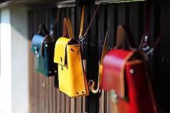 Kabelky - Kožená kabelka a ruksak 2v1 SUNBEAM AUTUMN 2018 - 9952703_