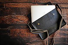 Na notebook - TAŠKA NA NOTEBOOK WHISKEY AROMA ČIERNA - 9951263_
