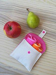 Nákupné tašky - Nákupná súprava vreciek na zeleninu - basic - 9952088_