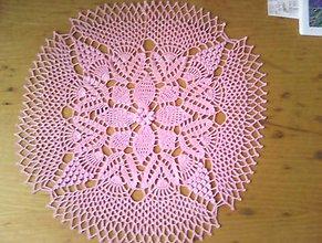 Úžitkový textil - Obrus č. 7 - 9950065_