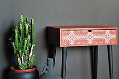 Nábytok - Stolík Mexiko - 9951711_