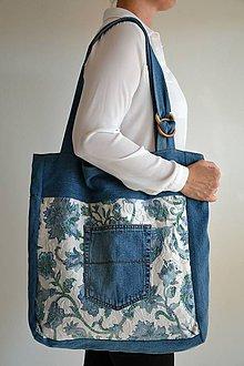 Kabelky - Riflová taška - 9951991_