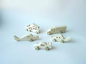 Hračky - Miniatúrne autíčka - 9953056_