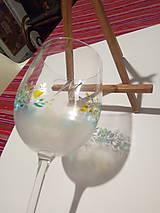 Darčeky pre svadobčanov - svadobné poháre 1 - 9950257_