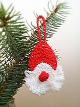 Vianočná dekorácia Mikuláš