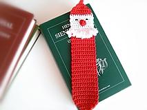 Drobnosti - Záložka na vianočné čítanie II  - 9954193_