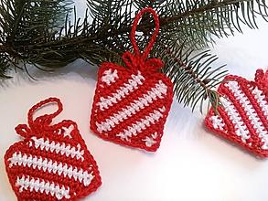 Dekorácie - Vianočná dekorácia - 9954060_