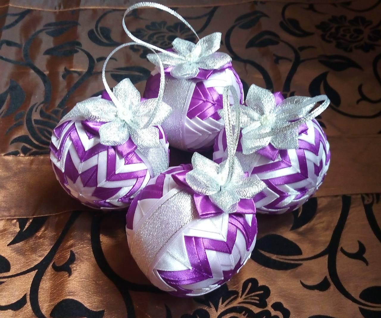 a687632cd Vianočné gule - sada / VeronikaSF - SAShE.sk - Handmade Dekorácie