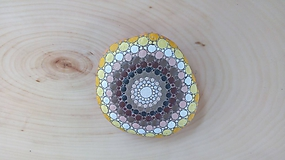 Dekorácie - Otoč ma - Na kameni maľované - 9954730_