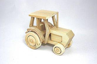 Hračky - Traktor - 9953931_