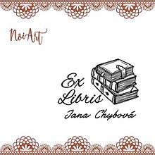 Nezaradené - Pečiatka EX LIBRIS knihy - 9957023_