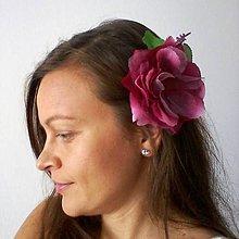 Ozdoby do vlasov - Kvet do vlasov - 9958372_