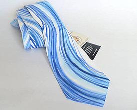 Doplnky - Pánská kravata. - 9957911_