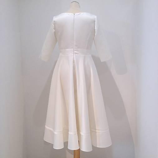 a794fb26885f Svadobné šaty IVORY   LuxuryCouture - SAShE.sk - Handmade Šaty