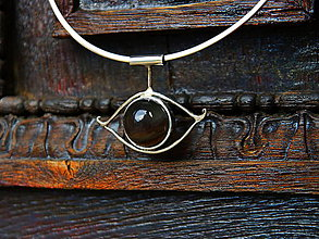 Náhrdelníky - Nerezový náhrdelník ..