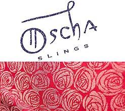 Textil - Oscha Roses Aphrodite - 9956605_