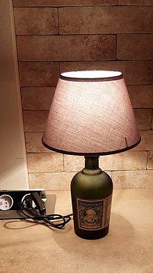 Svietidlá a sviečky - Diplomatico lampa - 9957802_