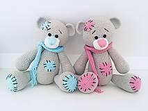 Hračky - Mojkací medvedík - 9955572_