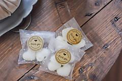 Svietidlá a sviečky - Sójové vosky do aromalampy 'Apple Cider' 20g - 9956214_