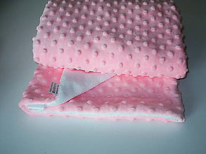 Textil - minki deka 80x80cm - 9956174_