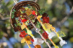 """Dekorácie - svetlohra """"ročné obdobia"""" - 9960556_"""