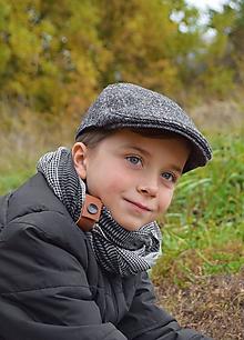 Detské súpravy - Bekovka s nákrčníkom - 9960346_