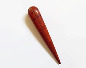 Ozdoby do vlasov - Drevená ihlica do vlasov - 9960024_