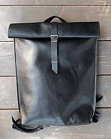 Batohy - kožený batoh - 9962118_