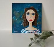 Obrazy - Dievča - obraz - 9961504_